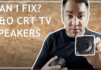 Can I fix B&O MX3500 Speakers   Fitting New Speaker Rubbers