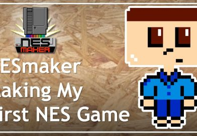 NESmaker Ep1 : A New Beginning Building My Own NES Game Series