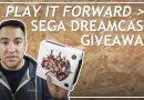 Play It Forward #1 : Sega Dreamcast Giveaway