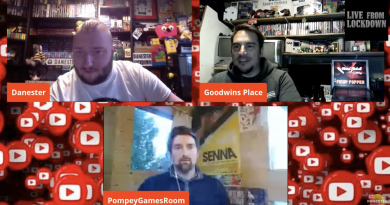 Danester: Live From Lockdown 27 – Goodwins Place and PompeyGamesRoom